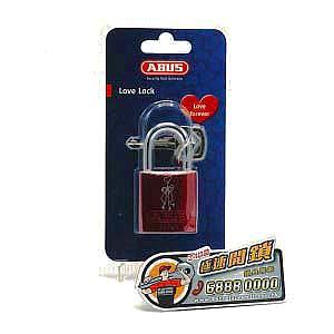 ABUS-愛情系列4掛鎖