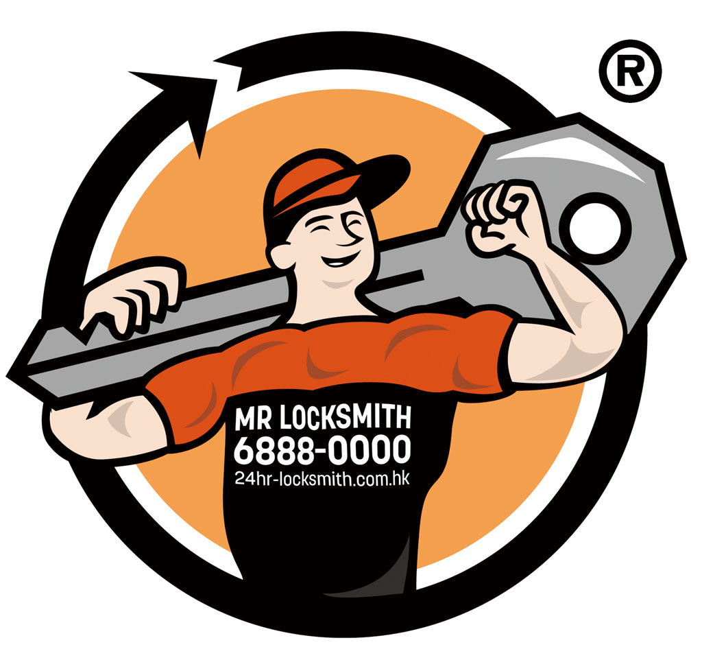 MR LOCKSMITH LOGO