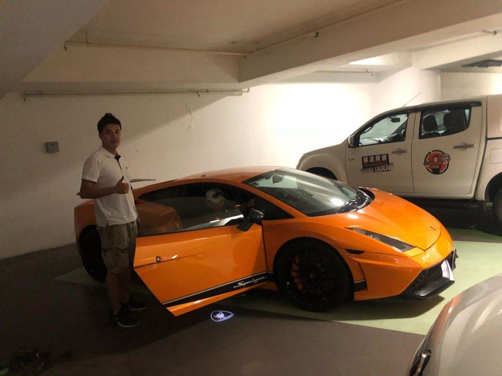 Lamborghini unlock
